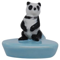 Wade First Whimsies Zoo Lights Candle Holder - Giant Panda