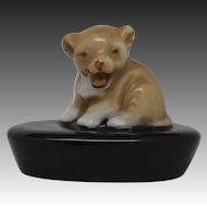 Wade First Whimsies Zoo Lights Candle Holder - Lion Cub