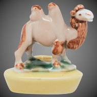 Wade First Whimsies Zoo Lights Candle Holder - Camel