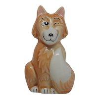 Wade Edward Fox Figurine Ltd Edition of 1000