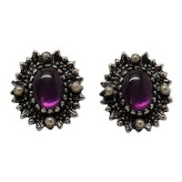 Sarah Coventry Catherine Earrings
