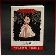 1994 Holiday Barbie Barbie Hallmark Ornament