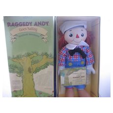 Raggedy Andy Goes Sailing Doll
