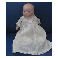 "Armand Marseille Bisque Baby Doll ""Our Pet"""