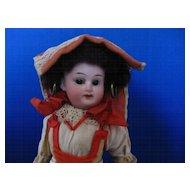 "Antique German Doll ""Schoenau Hoffmeister"""