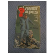 """Planet of The Apes """"Dr. Zaius"""" Snap together Plastic  Figure"""