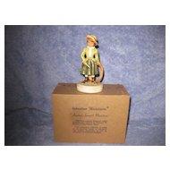 "Sebastian Miniature ""Games in the Springtime"""