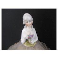 China Half Doll