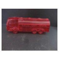 Esso Gasoline Oil Truck   Bank