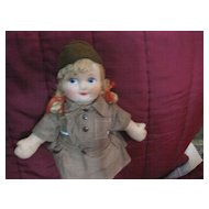 "Georgene Novelties  ""Brownie"" Doll"