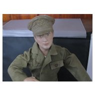 General Douglas MacArthur  Doll