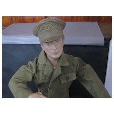 General Douglas MacArthur  Doll