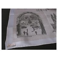 Linen  Handkerchiefs  Made in Switzerland