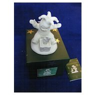 "Snowbabies ""Pop Goes the Snowman  by Department 56"