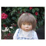 """German Doll """"Lisa"""" Designed by Reginia Helmschiot & Bettine Kleinni"""
