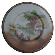 "Royal Doulton Dinner Plate ""Rustic England"""