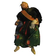 Roldan Cloth Doll