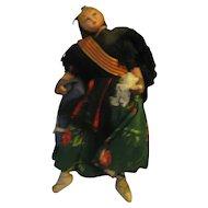 Roldan Cloth Doll