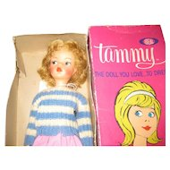 Ideal  Tammy Doll