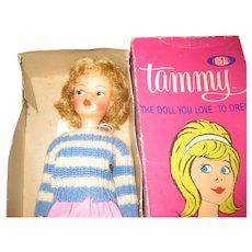 Ideal  Tammy Doll