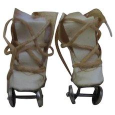 Vintage Roller Skates for Dolls