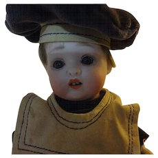 Porzellanfabrik  Mengersgerellth German Bisque Doll