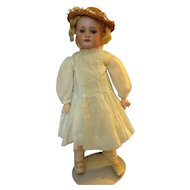 German Bisque Doll Simon Halbig