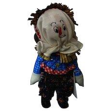 "Madame Alexander Doll  ""The Wizard of Oz  Set ""Scarecrow,Tin Man, Dorothy,  Cowardly Lion"