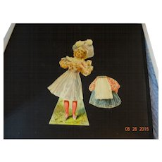 None Such New England Mince Meat Doll  Paper Doll