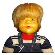 "Vintage  ""Hildegard  Krahmer""  German  Doll"
