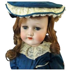 Antique German Bisque Doll
