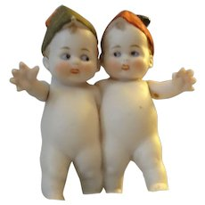 Hertwig ALL Bisque Dolls