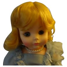 "Madame Alexander Doll ""Bridesmaid"""