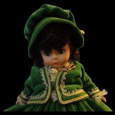 "Madame Alexander ""Scarlett""  Doll"