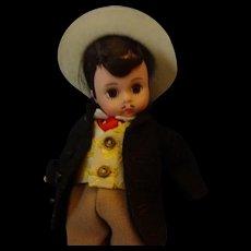 "Madame  Alexander   ""Rhett""  Vinyl  Doll"