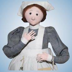 Nurse  Mc Gilly Doll Artist Doll