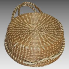 Vintage Sweetgrass Pocketbook