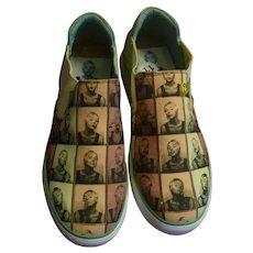 Andy Warhol  Sneakers