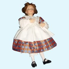 """Margaret"" Doll by R J WRIGHT"