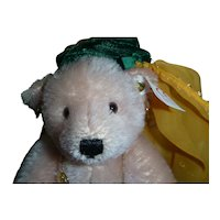 Steiff Bear Fortune Teller made for CU  Gathering