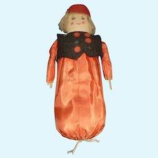 Halloween  Cloth Doll