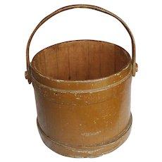 Shaker Sugar (Firkin) Bucket
