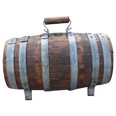 19th- 20th Century Water Keg
