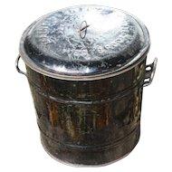 1905 Maine Bean Pot