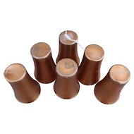 Solid Copper drinking glasses