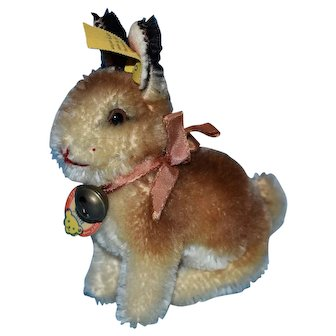 Sweet Steiff Tiny Rabbit aka Sonny