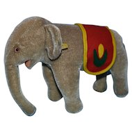 Unusal Steiff Young Elephant