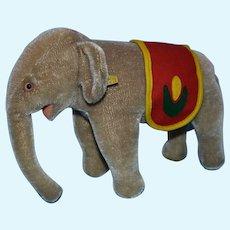Unusal Steiff Young Elephant