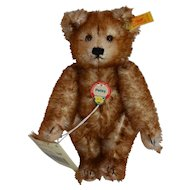 Steiff Historic Miniature Tipped Petsy Teddy Bear