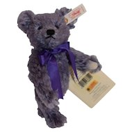 Sweet Steiff Lavender Blue 16 cm Teddy, All IDs, LE